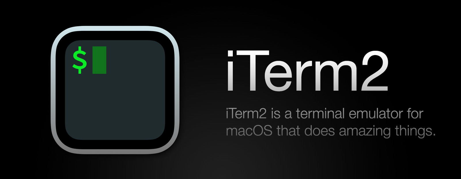 Downloads - iTerm2 - Mac OS Terminal Replacement